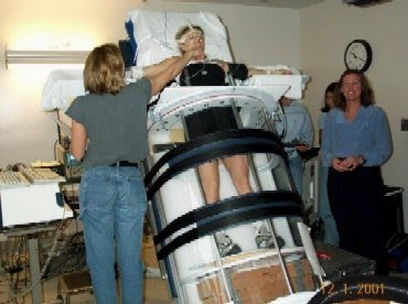 NASA tilt test