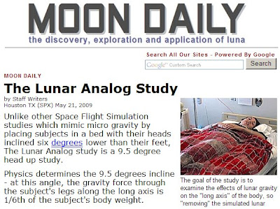 NASA Lunar Study