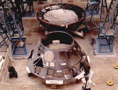 Apollo 1 Capsule