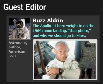 Buzz Aldrin