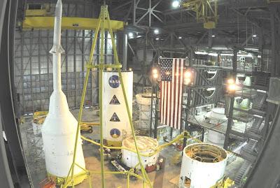 NASA Ares rocket
