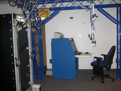 eZLS Treadmill