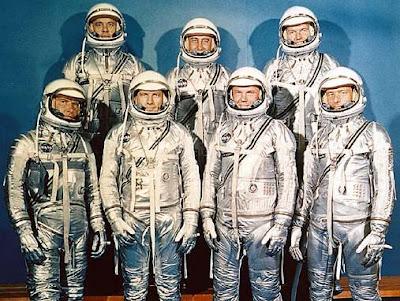 Mercury 7 Crew