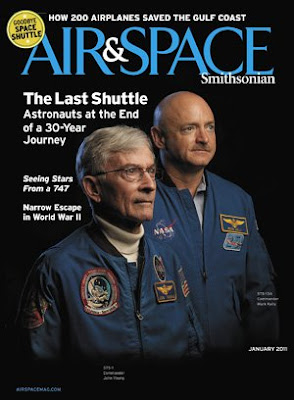 Air &amp; Space Magazine January 2011