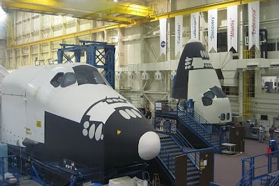 Shuttle Simulators