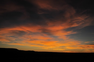 West Texas Sunset