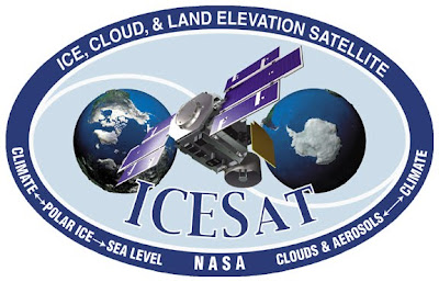 Ice Cloud and land Elevation Satellite