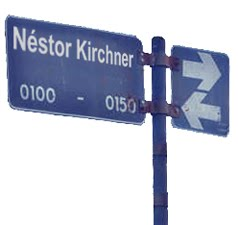 Queremos a Néstor en nuestras calles!!!