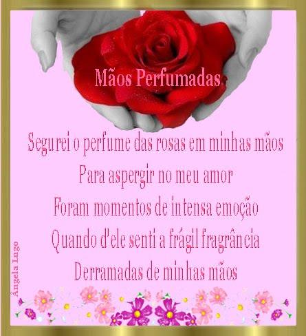 M�OS PERFUMADAS