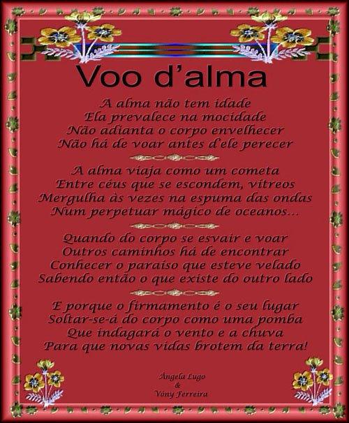 Voo D'alma (Dueto, Ângela Lugo&Vóny Ferreira