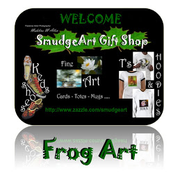 SmudgeArt Frogs