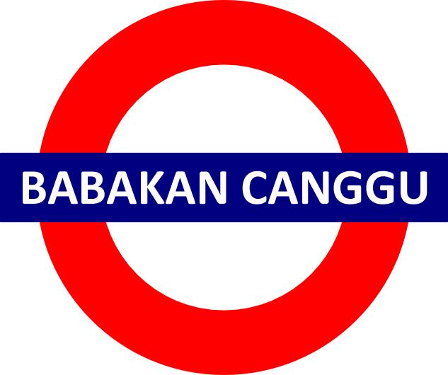 london underground logo. Simple template.