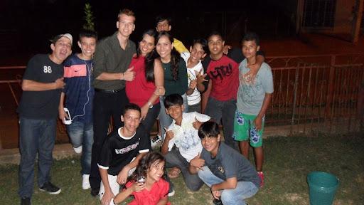 Adolescentes da PIBGV