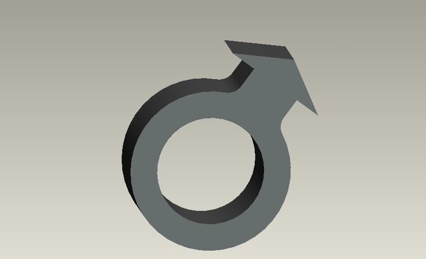 Srinivasa Ram Pro Engineer Design094 Biological Symbol For Male