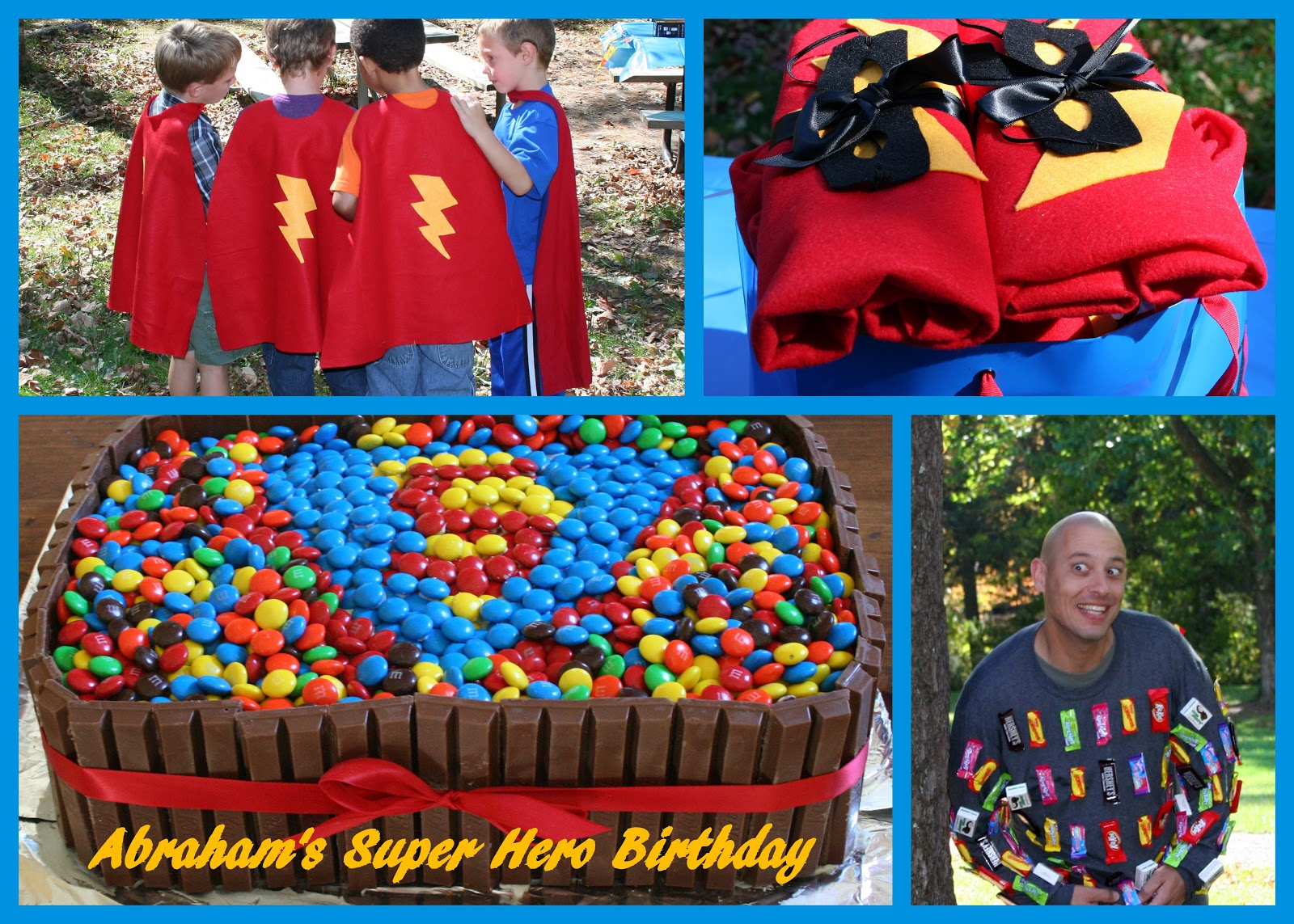 Fstop memories: Super Hero Party Highlights