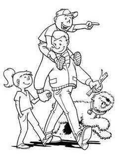 fetedesperes 002 Tarefinhas para o dia dos pais para crianças