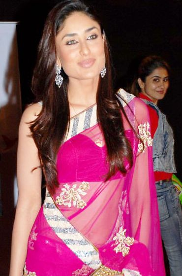 Hot Kareena Kapoor Saree HD