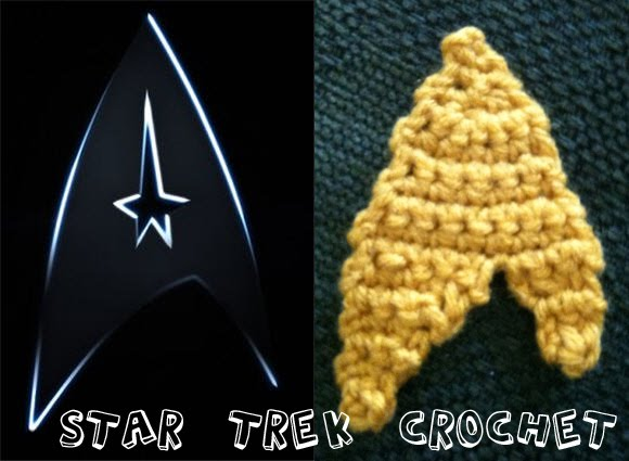 Amigurumi Star Trek : Birds of a feather: To Boldly Crochet What No One Has ...