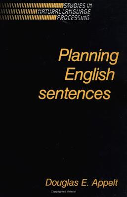 planning English sentences