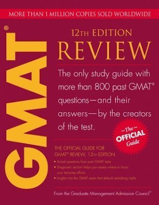 gmat review 12th edition the official guide