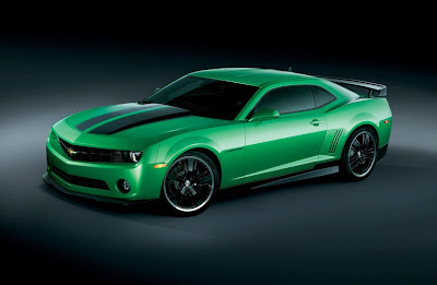 2010 Chevrolet Camaro Synergy New Special Edition
