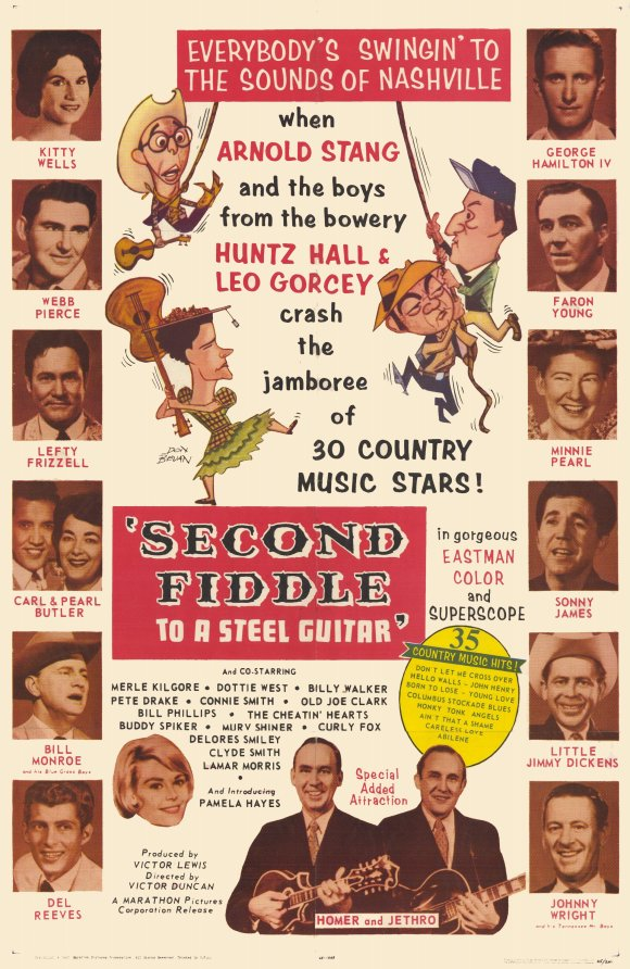 Second Fiddle to a Steel Guitar movie
