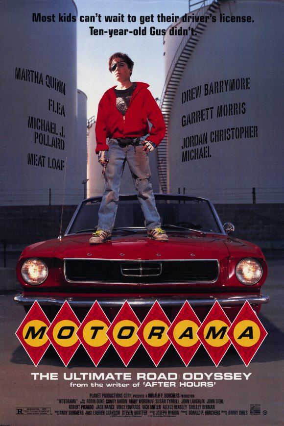 Gonna Put Me In The Movies Motorama