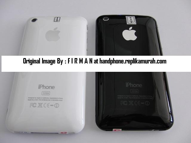 hp replika iphone 3gs new version label iphone