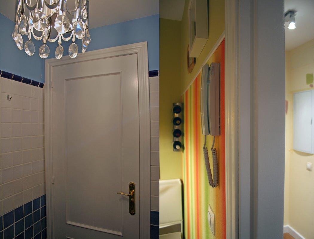 Lacar puertas en blanco o sustituirlas por unas de ese - Como lacar puertas ...