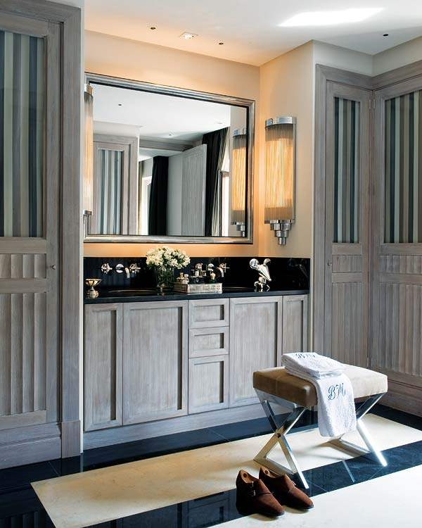 Baño Con Closet Vestidor: decorar tu casa: Baño con vestidor [] More than a walk-in closet