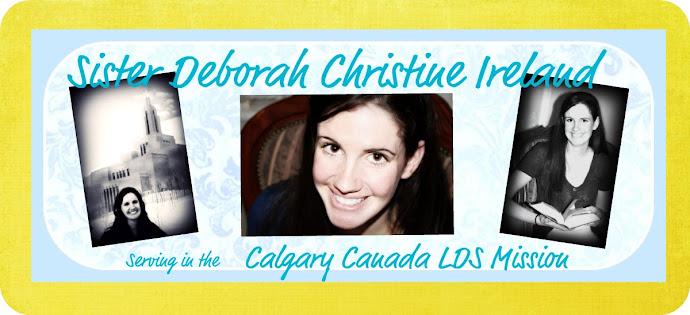 Sister Deborah Christine Ireland