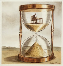 O tempo pode ser o melhor remédio...