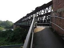 victoria bridge,karai,perak 1897