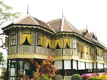 Istana Kenangan, Istana Lembah atau Istana Tepas,k.kangsar 1926