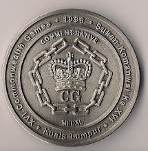 commonwealth games 1998 medal