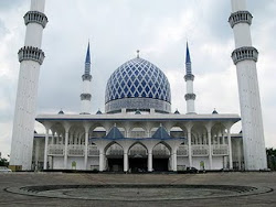 masjid negeri shah alam