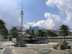 masjid negara,kl