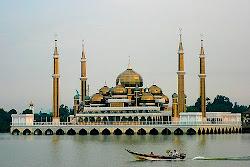 Masjid Kristal,Kuala Terengganu