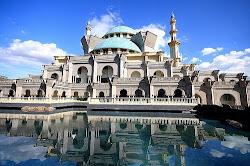 Masjid Wilayah Persekutuan KL