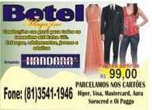 ROUPAS MASCULINAS E FEMININAS no Centro Comercial de Abreu Lima/PE - Menor preço e MAIOR qualidade