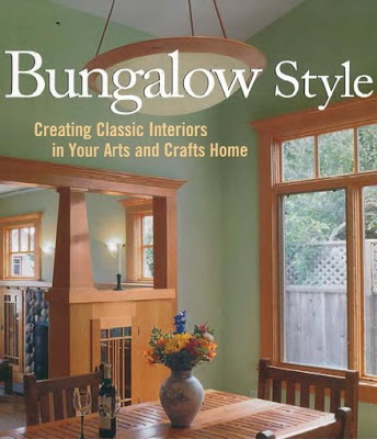 woodworking books & magazines: Bungalow Style