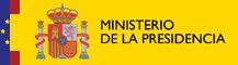 Subvencionado por el Ministerio de la Presidencia del Gobierno de España