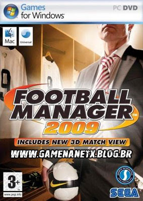 FOOTBALL MANAGER 2009 - PC - CRACK + PATCH TRADUÇÃO FOOTBALL_MANAGER_2009