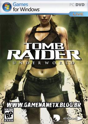 TOMB RAIDER: UNDERWORLD TOMB_NOVO