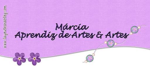Márcia Aprendiz de Artes & Artes