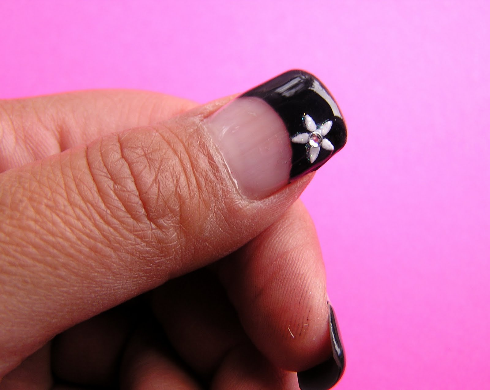 ... with my gel nails designs but here are a few new designs all done