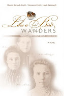 """Like a Bird Wanders"" by Sharon Bernash Smith, Rosanne Croft & Linda Reinhardt"