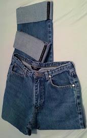 Jasper Conran cropped jeans