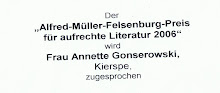 Literaturpreis
