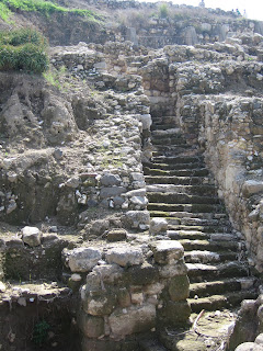 Entrance to Megiddo